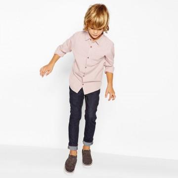 Boy shirt classic pink